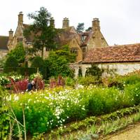 Walled Garden - An English Flower Garden