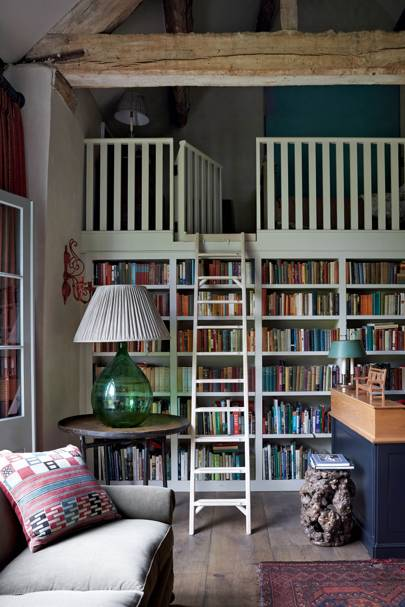Country Home - Book Room Annex
