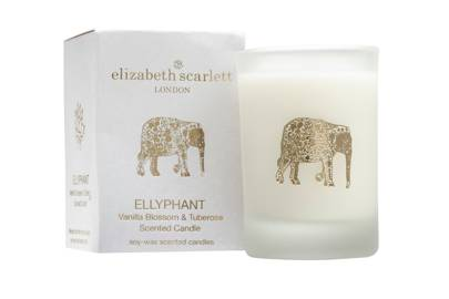 July 28: Elizabeth Scarlett Ellyphant Mini Candle, £12