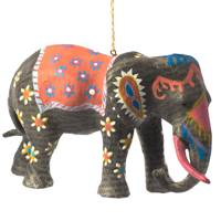 Elephant decoration from Petersham Nurseries