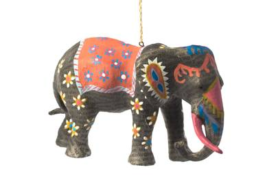 Elephant decoration from Petersham Nurseries