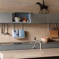 Stainless Steel Kitchen Worktop