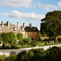 A revived Cotswold manor, p182