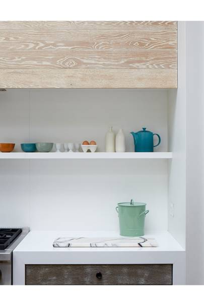 Kitchen Shelving - Modern Victorian Oxford House