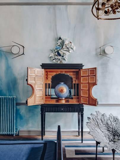 Vincent Darré Surreal Interiors of Paris | House & Garden