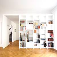 Open-Plan at Openstudio Architects - Bookshelf Ideas