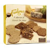 Fudges A Selection of Biscuits for Cheese