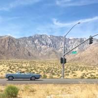 The Palm Springs Road Trip Begins