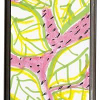 'Pink Leaves' by Luke Edward Hall