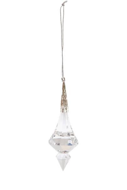 Clear Crystal Drop