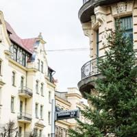 The Art Nouveau Quarter