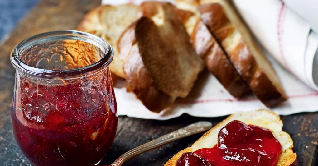 Strawberry Jam Recipe House Amp Garden
