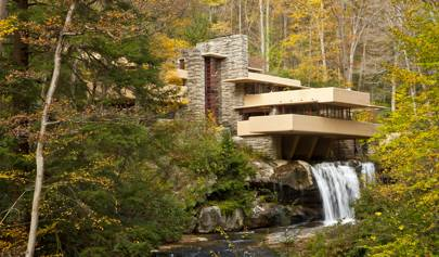 These eight Frank Lloyd Wright structures have just been designated UNESCO World Heritage Sites