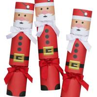 Father Christmas' crackers