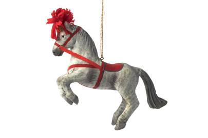 Horse Decoration from Petersham Nurseries