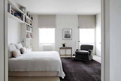 Main Bedroom - Architect's Pale Family Home