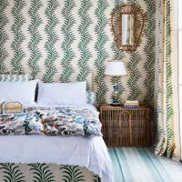 Matching Wallpapers and Fabrics, page 170