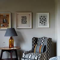 Geometric Armchair