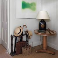 Hallway - The London Home of Wendy Nicholls