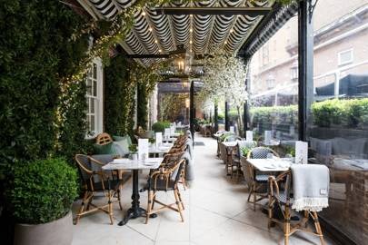 Dalloway Terrace Afternoon Tea | The Best Afternoon Tea In London