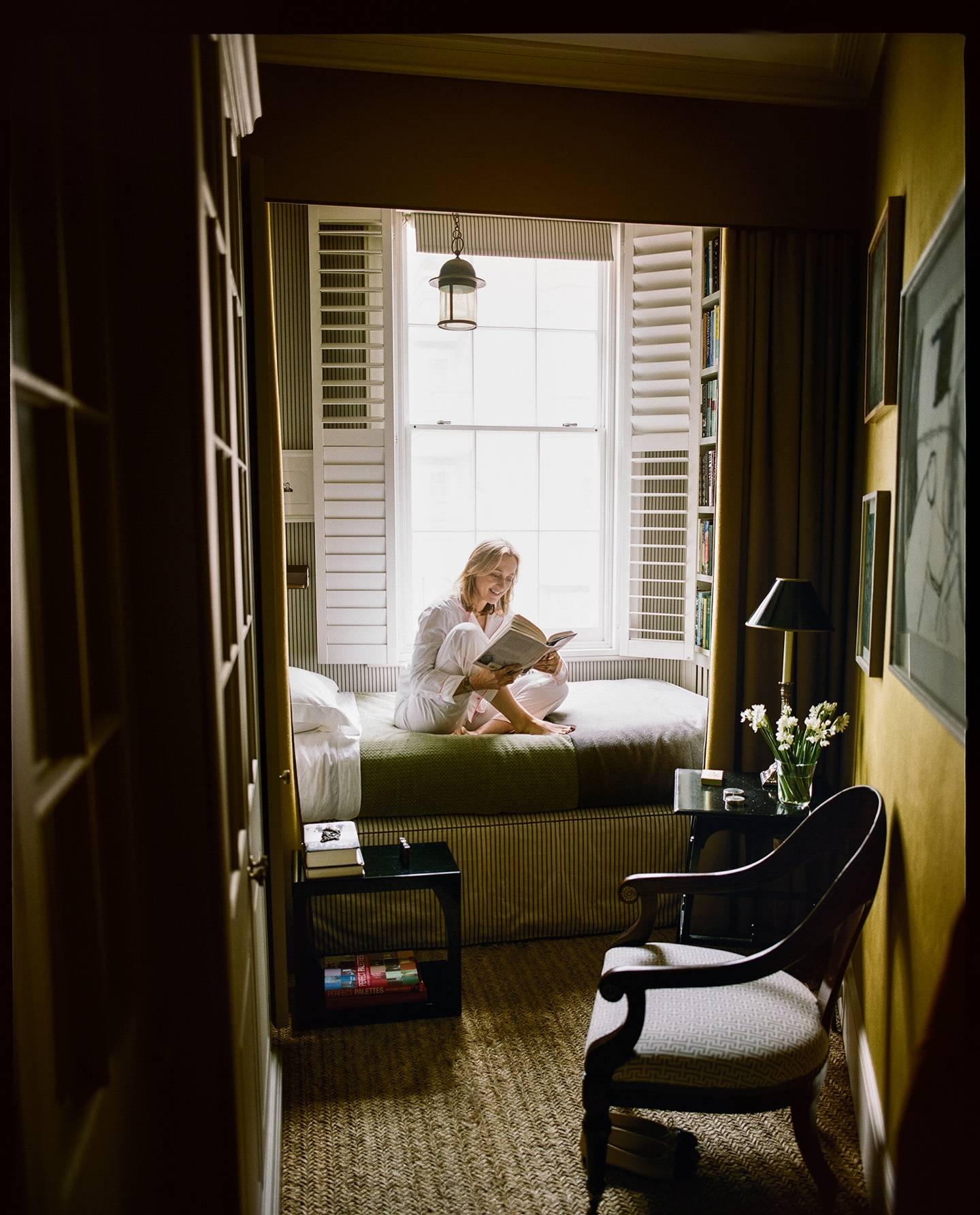 Rita Konig S Advice On Decorating Small Rooms House Garden