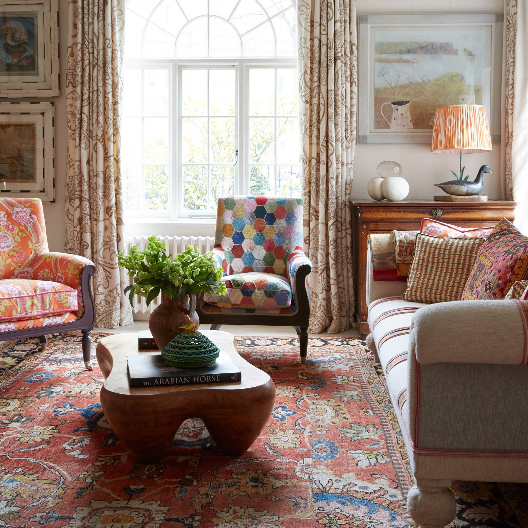 How To Make A Large Room Feel Cosy House Garden