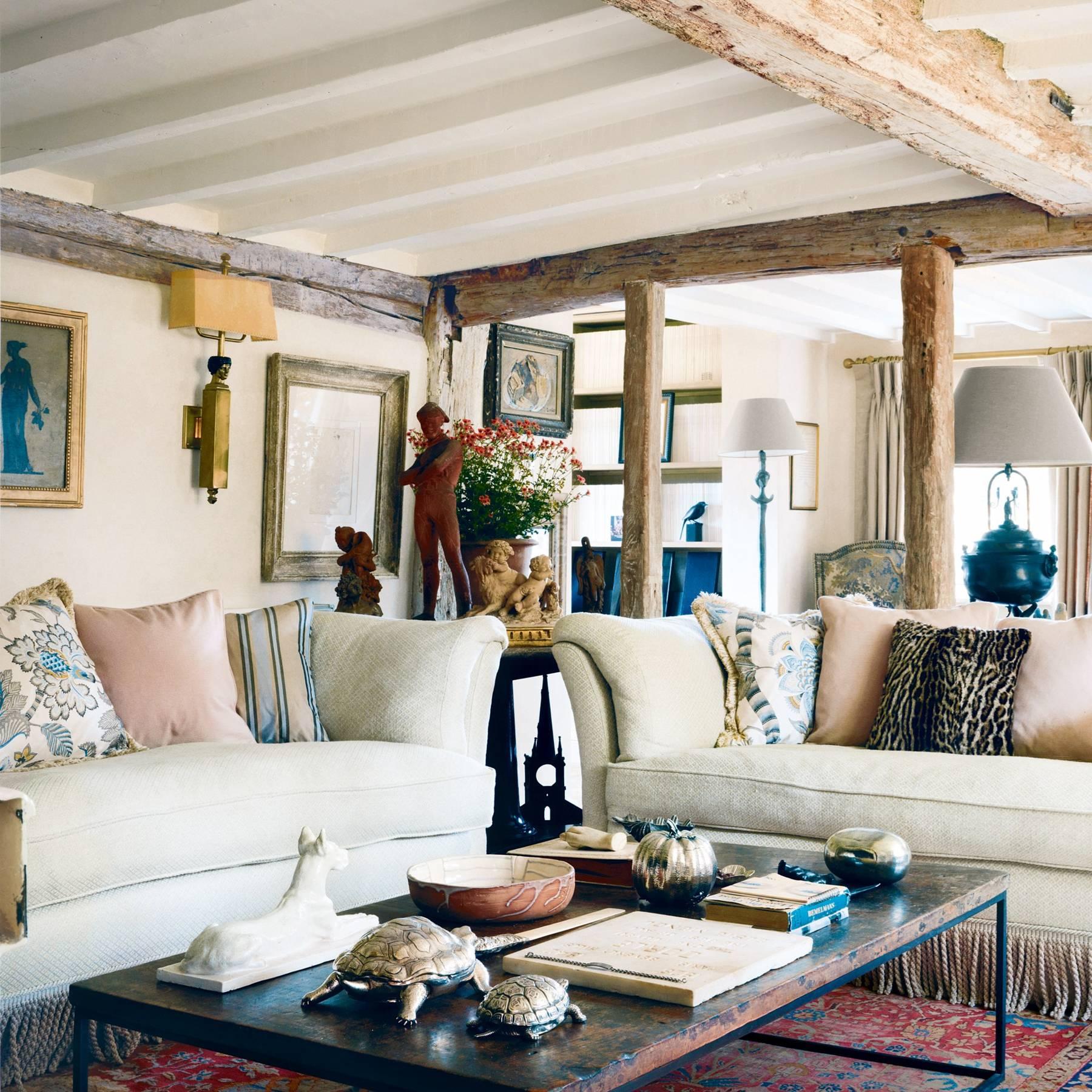 Country cottage interiors interior design ideas house garden