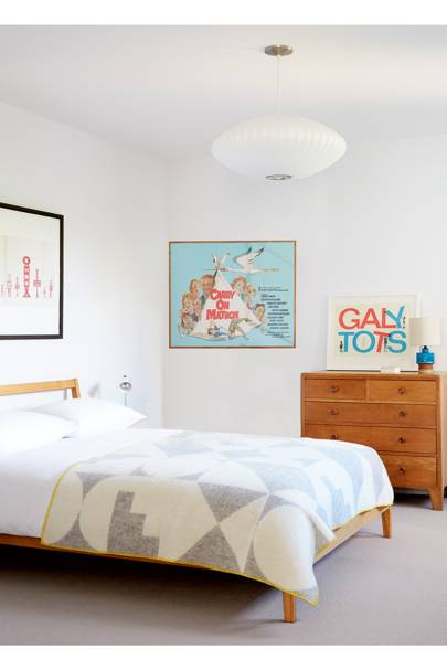 Spare Room - Modern Colourful Thirties House