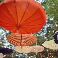 Create A Parasol Canopy