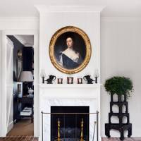 White Walls and Antiques