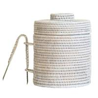 May 5: Kalinko Strand Ice Bucket in White, £55