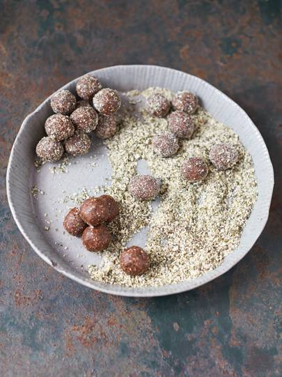 Energy balls house garden jamie and his nutrition team have worked hard to create these super nutritious balanced flavour packed balls for his everyday super food recipe book forumfinder Images