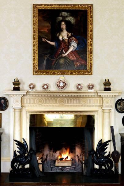 The Chimneypiece