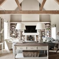 Mill House Living Room - Emma Sims Hilditch
