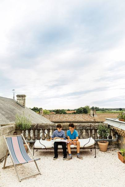 The Roof Terrace