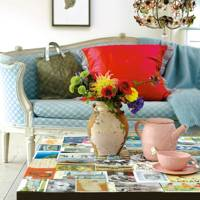 Upcycle a Coffee Table