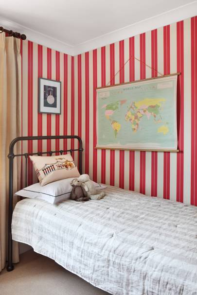 Kid's Bedroom - Traditional Victorian Town House