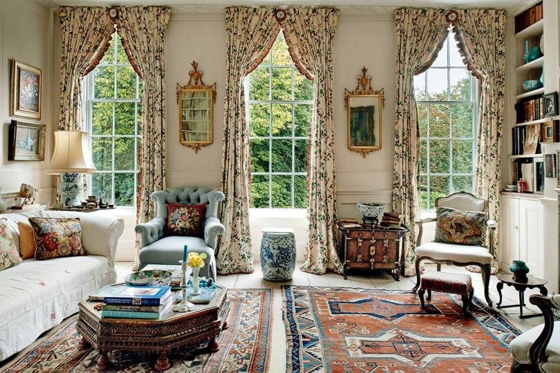 How To Decorate With Chintz