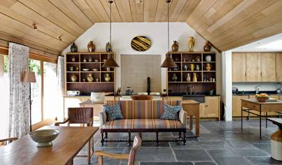A seventeenth-century house on Dartmoor sympathetically renovated by Guy Goodfellow