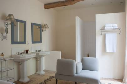 Shower Room - French Farmhouse