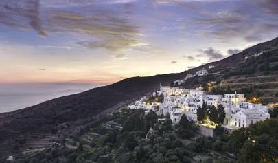 Our travel editor explores the Greek island of Tinos