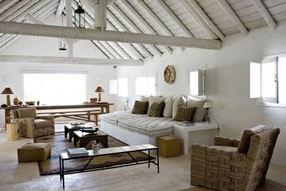 The interior designer's beach hideaway