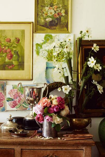 Flower Room - Floral Prints | Utility Room Ideas