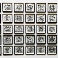 Alan Davie, '34 Variations on a Theme', £4,000–6,000