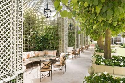 Grand Jardin   Ritz Paris