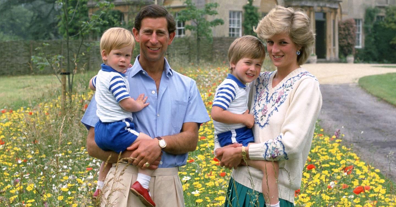 All of Princess Diana's homes