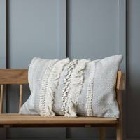 10. Boho Luxe Large Cushion