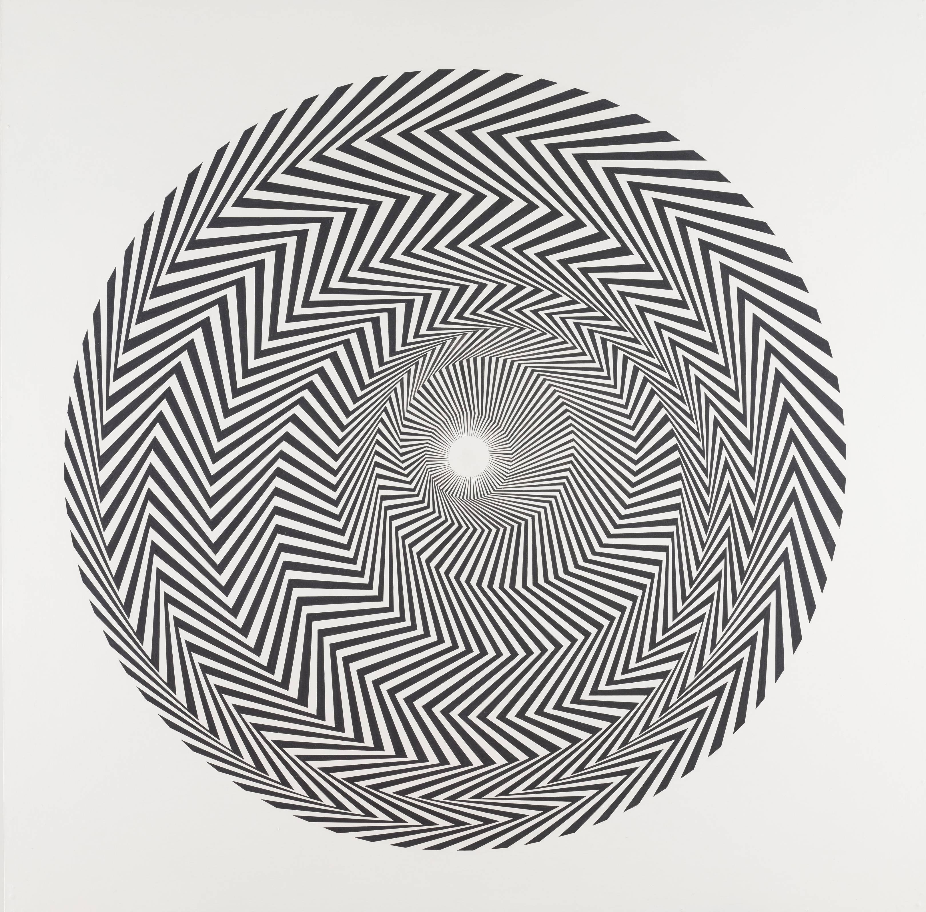 The Bridget Riley retrospective at the Hayward Gallery is not to be missed
