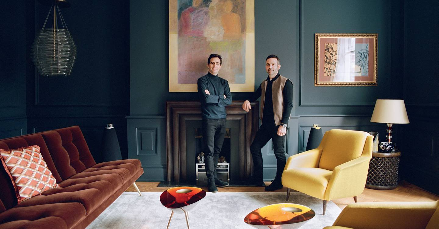 Meet the brothers behind boutique architectural practice Palladian