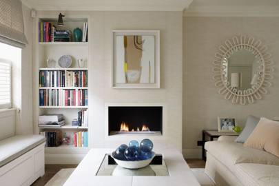 This Living Room By Philippa Thorp Is Actually Much Smaller Than It  Appears. Every Nook And Cranny Cleverly Camouflages Storage.